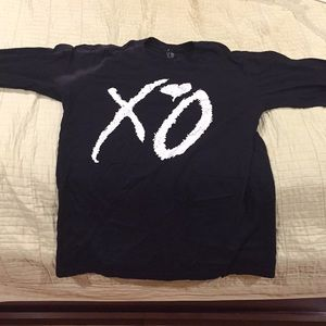 Original XO black long sleeve size Large